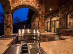 14 Incredible Outdoor Kitchens That Go Way Beyond Grills (PHOTOS)