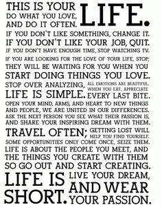 LOVE THIS. Yes yes yes!
