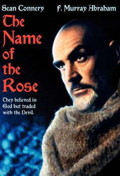 THE NAME OF THE ROSE - Majestic movie based on the book of a Umberto Eco, with Sean Connery in the leading role