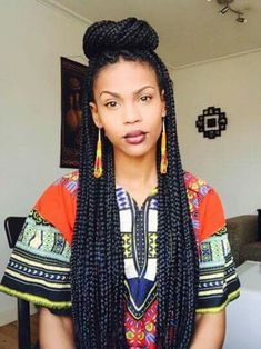 strawberricurls:  jervae:  ukafrolista:  Box Braid Inspiration   This is the shit that almost had my neck broken. So y'all just gon look cute and not tell the people that these braids are heavy as fuck? I had 10 packs of hair in my head. This is not a game or a joke. These are the real mvps. Long box braids are thug life. Fr fr.  ^^^  I'm inconsolable
