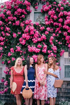 Julia Engel of Gal Meets Glam takes you on her week-long trip to Nantucket. Follow Julia's lead on where to shop, eat, and explore on Nantucket.