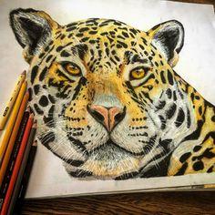 Realistic Jaguar