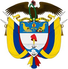 🌍 Colombia:✓Motto ✓National Animal ✓National Flower and Colombia Map, Andean Condor, National Animal, Gabriel Garcia Marquez, National Symbols, Inca, Coat Of Arms, South America, Santa Fe