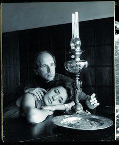 Léo Ferré et Madeleine