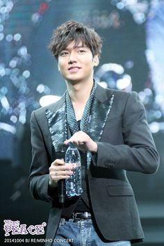 GUY CANDY: New photos of Lee Min Ho during RE:MINHO tour in Beijing