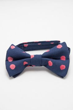 This blue and red polkadot bow tie is perfect for a christening, wedding or photoshoot. Lime Hippo creates dapper, stylish and downright cool clothing for children. Use the code PINTEREST for 10% off in our shop.