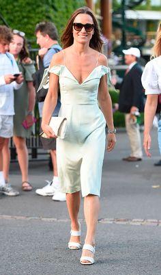 Cuando pierdes tu lugar en el palco Real pero lo haces con todo el estilo, por Pippa Middleton