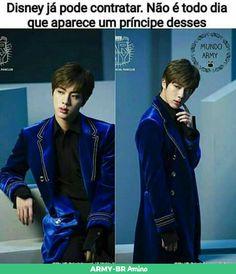Vai a chance Disney? Bts Memes, Bts Meme Faces, Bts Jin, Bts Bangtan Boy, Foto Bts, K Pop, Shop Bts, Seokjin, Namjoon