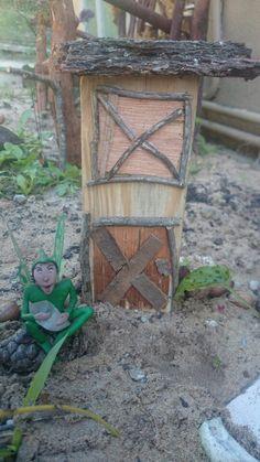 Diy fairy house by Gerda v.d Westhuizen