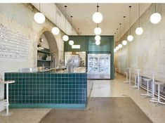 Piccolina Gelateria Melbourne, Smith Street Collingwood by Hecker Guthrie