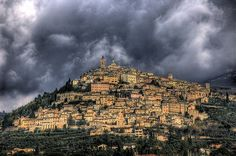 Trevi, Umbria (Italy)