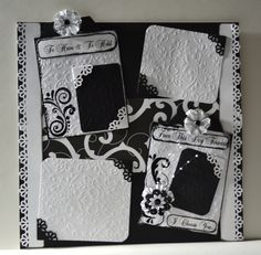 Pullout Flower tags for journaling