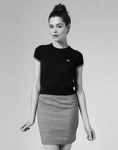 Fred Perry - Isn't she just simply beautiful..? Yeah!