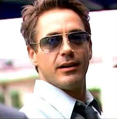 Robert Downey Jr. I want my future husband to look like him when he's 48 :p