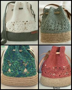 Best 12 Round juta cord bag crochet tasseled handbag summer tote circular purse circle bags custom made – Page 841891724070969951 – SkillOfKing.Best 11 Tap the image to learn step by step crochet and access exclusive graphics – –Beige handmad Crochet Backpack, Crochet Tote, Crochet Handbags, Crochet Purses, Crochet Crafts, Crochet Stitches, Knit Crochet, Crochet Patterns, Free Crochet