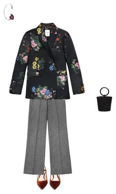 """*604"" by marina-dedovich ❤ liked on Polyvore featuring Prada and Simon Miller"