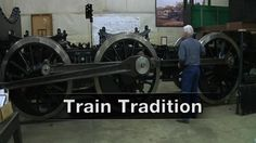 "MIDDLETON (WKOW) -- A Middleton mechanic shop made up of just two men has been working on restoring a century-old locomotive train for years.  Steve Roudebush was never a ""trains"" guy. ""I guess I d..."