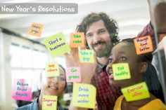 8 Awesome New Year's resolution ideas - Now is the perfect time to improve your life.