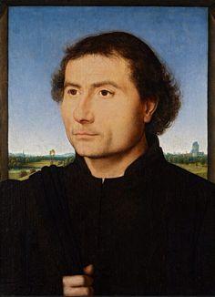 The Frick Collection in Den Haag - portret door Quinten Metsijs