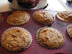 6 week Bran Muffins - will last in the Refrigerator for along time my grandma used to call them 3 week Bran Muffins. Sheli