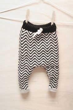 Kedge Pantaloons, chevron made by Camp and Company