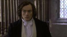 Toby Stephens, Mr. Edward Fairfax Rochester - Jane Eyre directed by Susanna White (TV Mini-Series, BBC, 2006) #charlottebronte