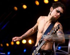 OUT Photo of JANE'S ADDICTION, Dave Navarro - Janes Addiction, Big Day Out, Melbourne Australia