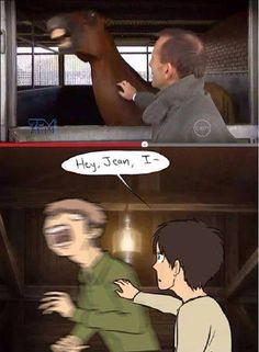 Jean Attack on Titan