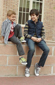 Tucker + Tate 'Allen' Shirt (Little Boys) | Nordstrom