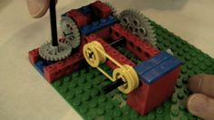 Lego Simple Machines by Patricia Adler