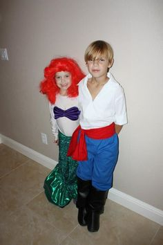 2013: Little Mermaid: Ariel and Prince Eric