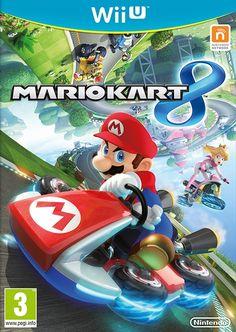 Mario Kart 8 - Mario Kart games - Nintendo Wii U - Nintendo Nintendo Mario Kart, Mario Kart 8, Kirby Nintendo, Nintendo Wii U Games, Wii Games, Nintendo Switch, Super Smash Bros, Super Mario Bros, Cry Anime