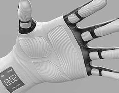 Concept design model of a hand prosthesis for Motorica Armadura Do Batman, Robot Concept Art, Medical Design, Cyberpunk Fashion, Ex Machina, Wearable Technology, Body Armor, Future Fashion, Hand Designs
