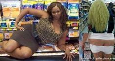16 People At Walmart Who Seem Beyond Hope! WTH Are They Doing?