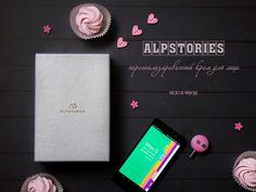 AlpStories персонализированный крем для лица