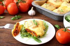 Zapiekane naleśniki z mięsem mielonym oraz warzywami to pomysł na niebanalny obiad, który jest bardzo prosty do przygotowania, super wygląda i jeszcze...