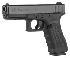 The GLOCK 17 Gen4, in 9x19, introduces revolutionary design changes to the world's most popular pistol. The Modular Back Strap design lets you instantly customize its grip to adapt to an individual shooter's hand size. The surface of the frame employs the new scientifically designed, real-world-tested, Gen4 rough textured technology. Internally, the new GLOCK dual recoil spring assembly substantially increases the life of the system.