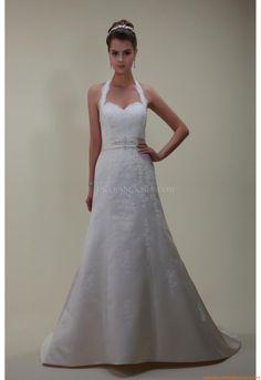 Glamourös & Dramatisch Günstige Brautkleider
