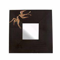 Home :: Office - Home :: By Category :: Mirrors :: Swallows, Santorini Akrotiri Santorini, Santorini Greece, Beautiful Sunset, Beautiful Beaches, Metal Processing, Ancient Greek Art, Greek Culture, Swallows, Archaeological Site