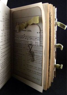 More altered book ideas