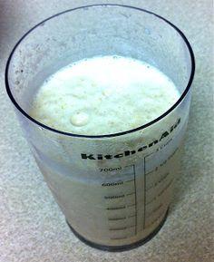 Herbalife Recipes for the Epicurean: Creme Brûlée Shake