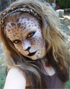 leopard woman 1 by LePr0sY.deviantart.com on @deviantART