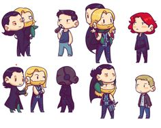 The Avengers - Cute