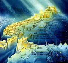 Before I Die I Want To Discover Atlantis!