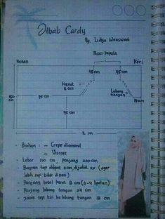 Ideas for diy fashion hijab Muslim Dress, Hijab Dress, Muslim Hijab, Diy Fashion Hijab, Fashion Sewing, Women's Fashion, Tudung Shawl, Clothing Patterns, Sewing Patterns