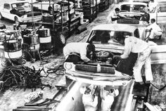 Mustang Assembly Plant