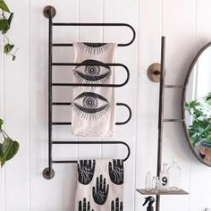 Looking for for ideas for farmhouse living room? Browse around this website for perfect farmhouse living room pictures. This amazing farmhouse living room ideas seems entirely fantastic. Towel Rack Bathroom, Boho Bathroom, Master Bathroom, Bathroom Ideas, Bathroom Remodeling, Bathroom Hacks, Bathroom Stuff, Bath Ideas, Bathroom Inspiration