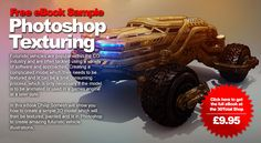 Photoshop Texturing in 3ds Max and Photoshop By Dhilip Somesh. Click image for full tutorial