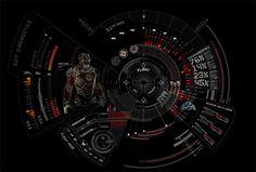 """A interface computacional de """"Homem de Ferro"""" e """"Os Vingadores"""""""