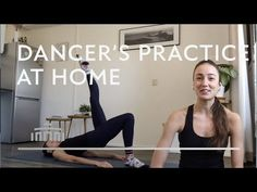 Luiza Bertho shares her dance warm-up routine with you. Transform your living room to a gym and hop on your mat. Luiza explains her favourite moves to you an. Pole Dance Moves, Pole Dancing Fitness, Dance Exercise, Ballet Barre, Ballet Class, Dance Warm Up, Warm Up Routine, Boot Camp Workout, Running Training